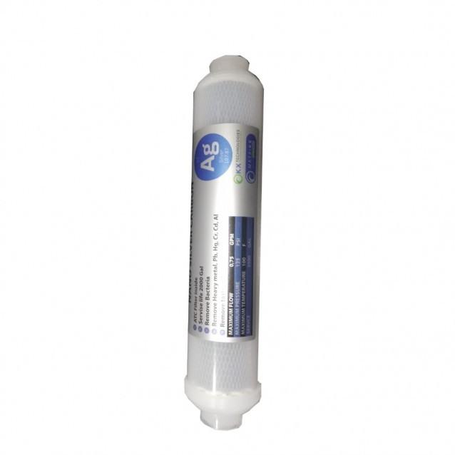 KX MATRIKX Gümüş İyonlu Anti Bakteriyel Coconat Post Karbon